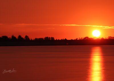 Wemeldinge-Kattendijke Zonsondergang